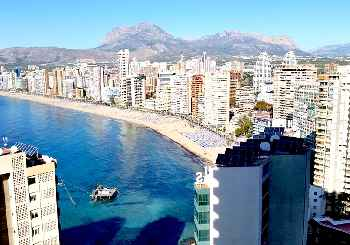 One Bed with Amazing Views  Apartment Don Miguel 2