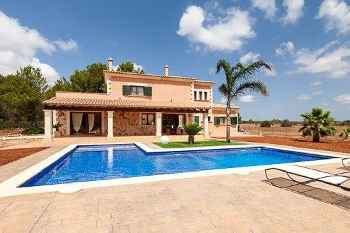 Casa Artista Algaida w/pool