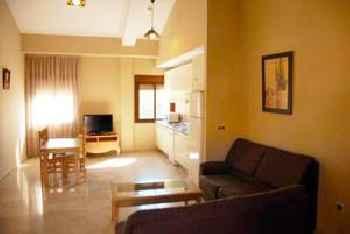 Apartamentos Turísticos La Castilleja 201