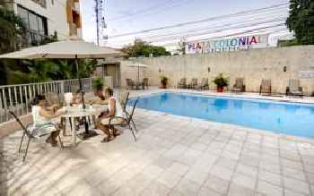 Apart-Hotel Plaza Colonial 219