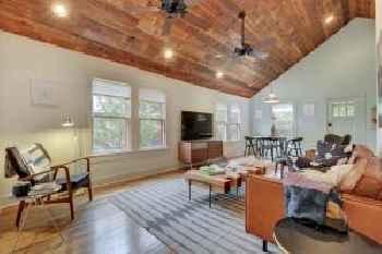 Oak-Shaded House In Bouldin Home 220