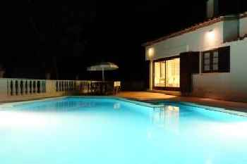 Beautiful villa with private pool, garden & forest 201