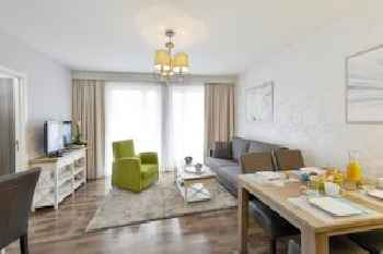 Thon Hotel Residence Parnasse Aparthotel 219