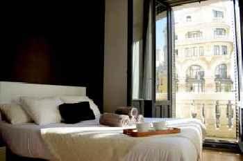 Madrid Suites Gran Via 201