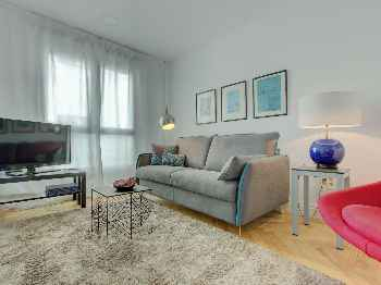 UD Apartments - Central Gran Via Apartment - Atico 2 - 2BR