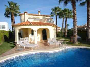Charming Villa in Oliva with Private Swimming Pool 213