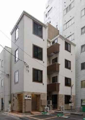 Ginza Modern Style Apartment 401 201