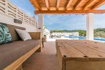 Villa Can Tixedo, piscina, wifi.