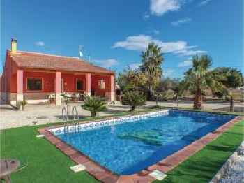 Four-Bedroom Holiday Home in Elche 220