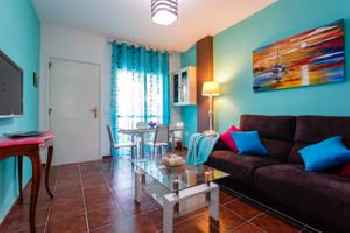 Apartamento Mar de Cadiz 201