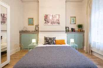 Bloomsbury Room 1 with shared bathroom (RU/CL)