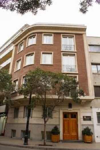 Lastarria Hotel & Aparts 201