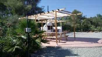 Studio Apartment in grosser Villa mit Pool 201