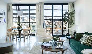 Unique premium apartment with 4 bedrooms and swimming pool 4º1ª