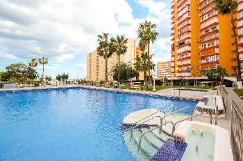 Benalmadena Costa II - First Line Beach 1BR Apartment