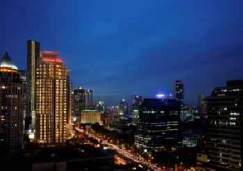 Sathorn Vista, Bangkok - Marriott Executive Apartments 219