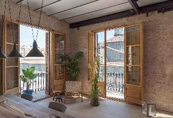 1 bedroom luxury apartment El Born