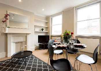 Marylebone Apartment near Marble Arch, Edgware Road & Oxford Street (RU/CL)