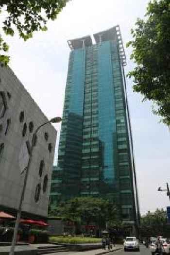 Shanghai Cosmo World Union Service Apartment 219
