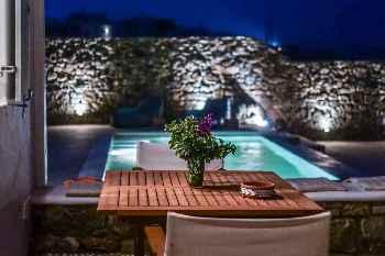 Cycladic Lux Villa Ortus Light Blue w/ Pool!