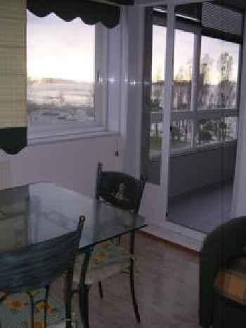 Apartamento playa Samil 201