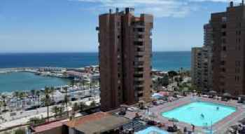 Apartamento Costa del Sol Beach First Line 201