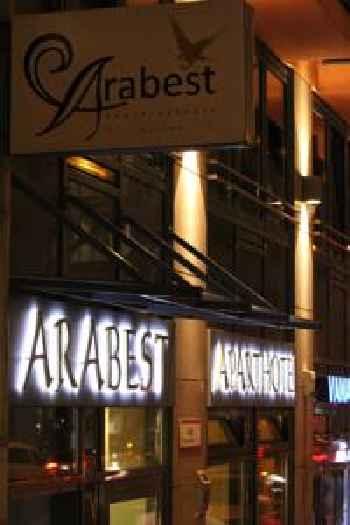 ARABEST Aparthotel & Boardinghouse 219