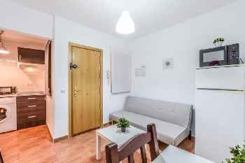 COZY APARTMENT 1HAB 3PAX -LAVAPIÉS