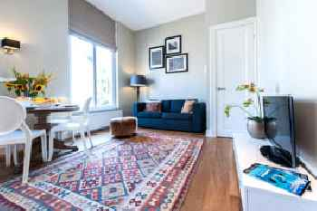 Vondelpark Apartment Suites 201