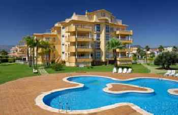Apartamentos y Villas Oliva Nova Golf Resort 201