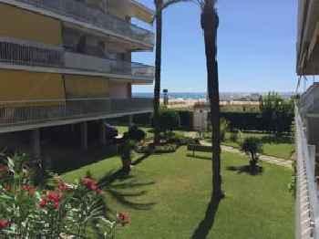 Beachfront Resort Apartment
