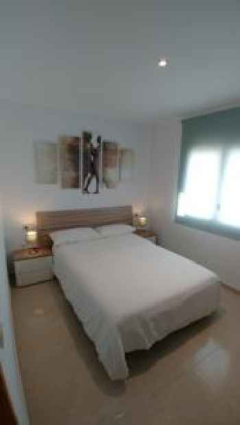 Nice Apartment in front to the beach Calafell