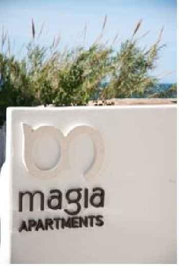 Magia Apartments 201