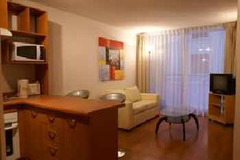 Apart Hotel Agustinas Plaza 201