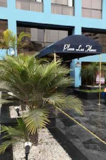 Suites Plaza Las Flores 219