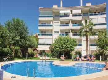 Three-Bedroom Apartment in Alfaz del Pi 201
