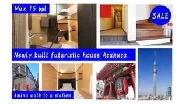 Rumah Bagus Asakusa 220