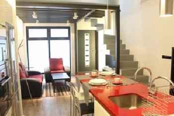 Moderno loft en A Coruña