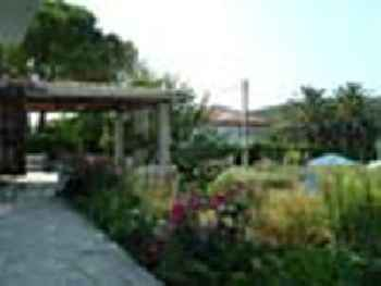 Apartment with 2 bedrooms in Kampor with enclosed garden and WiFi 500 m from the beach 201