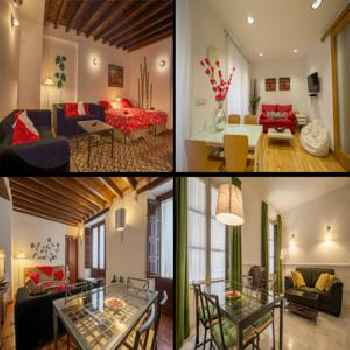 Casa Montalbán Apartamentos Turísticos 201