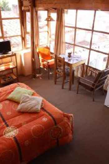 Casa De Mama Cusco - The Treehouse 219