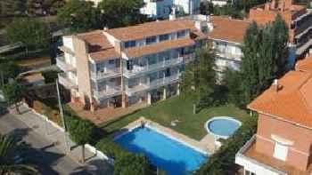 Apartamentos Sunway San Jorge 201