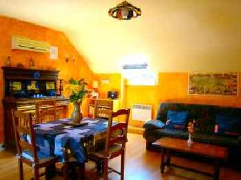 Apartment with one bedroom in Lourdes with wonderful mountain view enclosed garden and WiFi 201