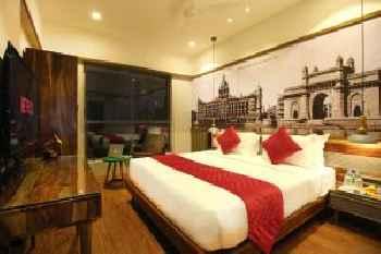 Theory9 Premium Service Apartments Khar 201