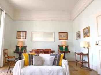 Cascais charming heritage apartment