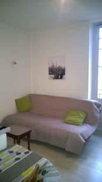 Studio Lourdes centre ville 201