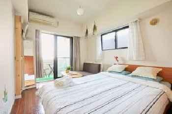 GoTo Miko\'s apartment Iconic Shinjuku 10th fl, Tokyo Certified Sanitize 201