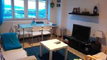 Apartment with 3 bedrooms in Muros, with wonderful sea view - 50 m from the beach 201