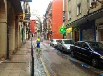 Calle Río de la Pila