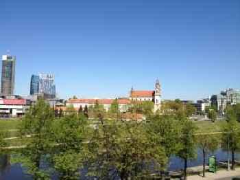 Vilnius Center Apartment - Elizabeth 201
